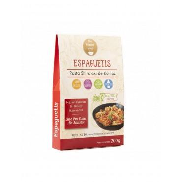 Espaguetti de Konjac - The Konjac Shop