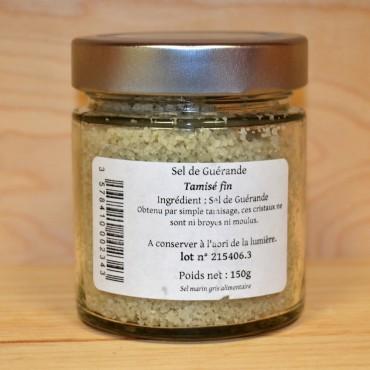 Sal de Guérande 150 g. - tienda vegana online