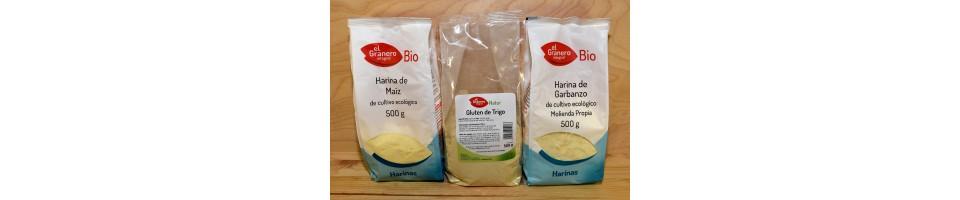 Harinas 100% de la máxima calidad  | IdeyaVerde