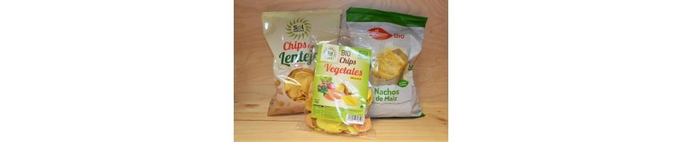Snacks y aperitivos veganos 100% de la máxima calidad  | IdeyaVerde