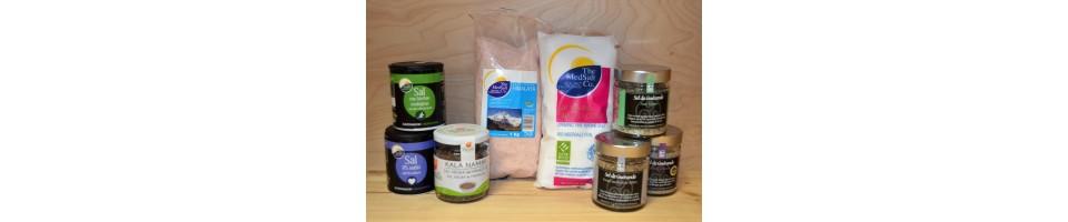 Sal vegana 100% de la máxima calidad  | IdeyaVerde