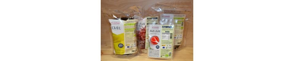 Algas veganas 100% de la máxima calidad  | IdeyaVerde