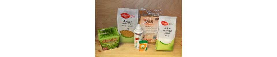 Azúcar y edulcorantes veganos 100% de la máxima calidad  | IdeyaVerde