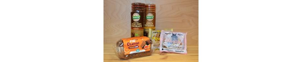 Galletas y bollería vegana 100% de la máxima calidad  | IdeyaVerde