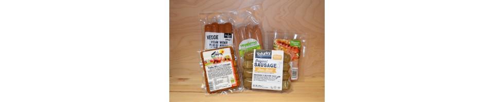 Salchichas veganas 100% de la máxima calidad  | IdeyaVerde