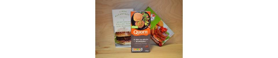 Hamburguesas veganas 100% de la máxima calidad  | IdeyaVerde