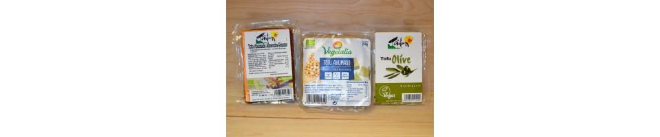 Tofú vegano 100% de la máxima calidad  | IdeyaVerde